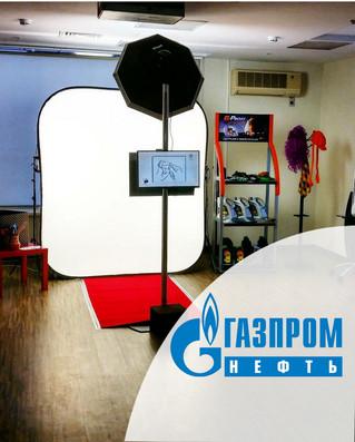 Флипстудия в Газпромнефть-СМ