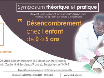 Symposium: Désencombrement chez l'enfant de 0 à 5 ans