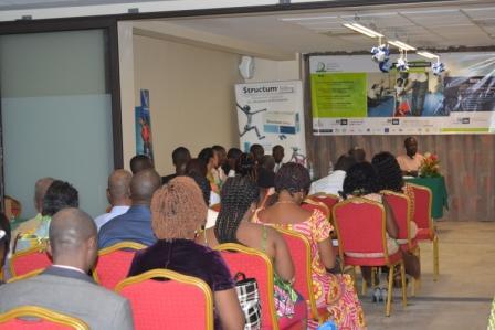 Journée Mondiale de kinésithérapie Abidjan