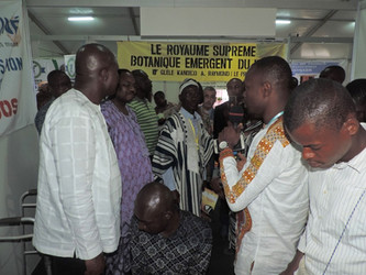 """Kiné en Mouvement"" au Festival Tonkpi Nihidaley"