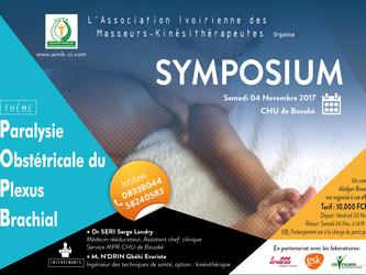Symposium: Paralysie obstétricale du  Plexus brachial (POPB)