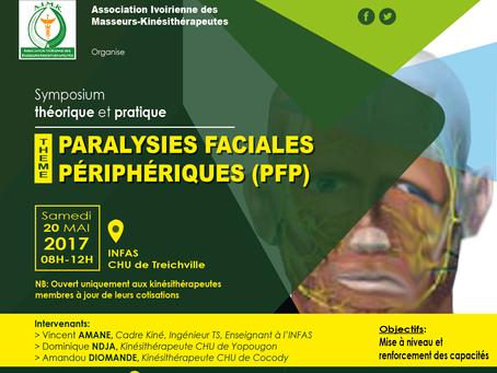 Symposium : PARALYSIES FACIALES  PÉRIPHÉRIQUES (PFP)