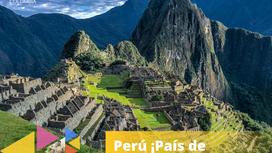 Perú ¡País de Experiencias!