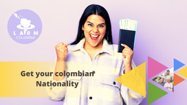 Colombian? Colombia, I am!