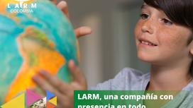 LARM, una compañía con presencia en todo Latinoamérica y El Caribe.