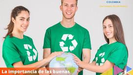 La importancia de las buenas prácticas ambientales en las organizaciones.