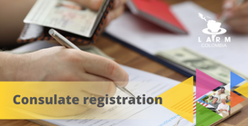 Foreigners in Colombia, register with your consulate