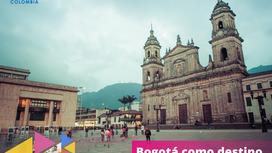 Bogotá como destino turístico.