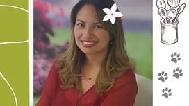 Meeting LARM family:                       Carolina León.