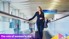 The role of women in the field of professional transfers
