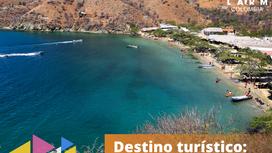 Destino turístico: Santa Marta.