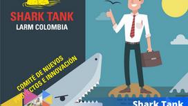 Shark Tank LARM Colombia.
