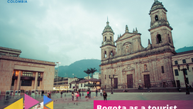 Bogotá as a tourist destination.