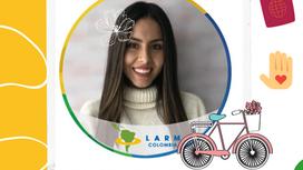 Conociendo a la familia LARM:       Laura Bustos.