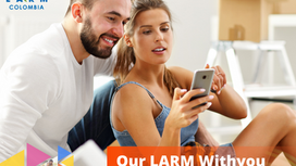 Our LARM With you program.