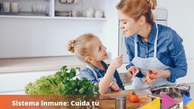 El Sistema Inmunológico:  Como cuidar tu cuerpo y mente para prevenir el contagio de COVID-19