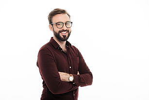 portrait-of-smiling-young-man-in-eyewear