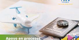 El apoyo de LARM en servicios migratorios