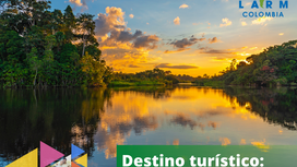 Destino turístico: Amazonas.