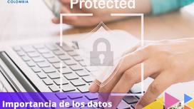 Importancia de los datos personales y confidencialidad.