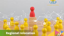 Regional Relocation Processes
