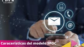 Las características del modelo SPOC para resultados óptimos y eficientes.