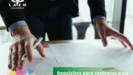 Requisitos para contratar a un extranjero en Colombia