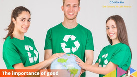 The importance of good environmental practices in organizations