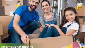 International moving coordination