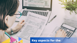 Key aspects for the income statement in Colombia.