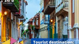 Tourist destination: Cartagena de Indias