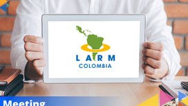 Meeting LARM Colombia.