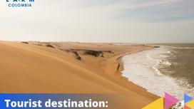 Tourist destination: Punta Gallinas