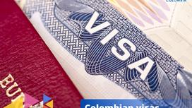Evolution of Colombian Visas