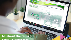 All about the reports after your process: SIRE and RUTEC.