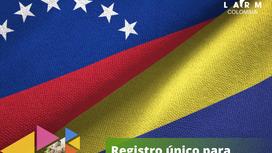 Registro único para Migrantes Venezolanos.