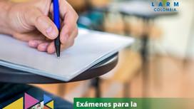 Exámenes para la nacionalidad colombiana por adopción.