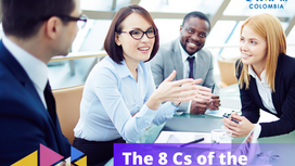The 8C´s of the communication