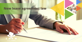 New Lease agreement law in Colombia