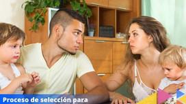 Proceso de selección para contratar a una empleada doméstica en Colombia.
