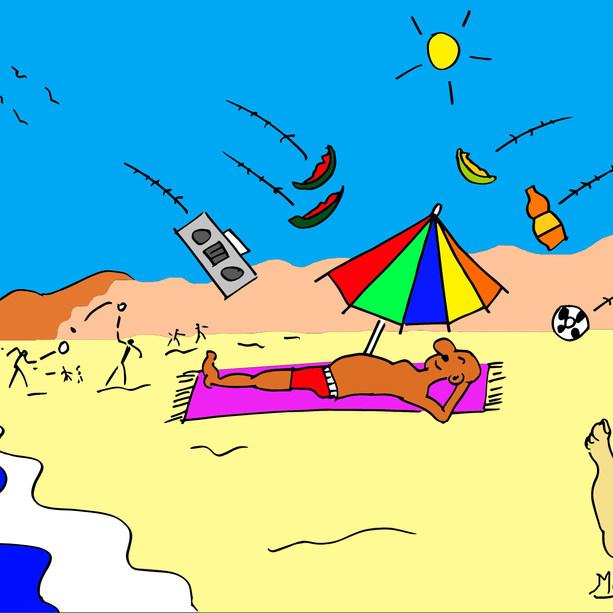 3. Parasol Odyssey