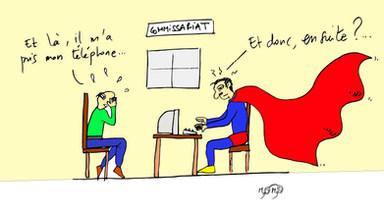 10. Super Héros Locaux