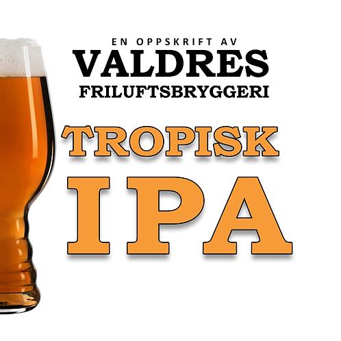 Tropisk IPA 7% 25l ølsett