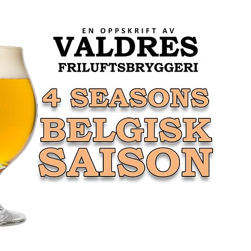 4 seasons Belgisk Saison 4,9%