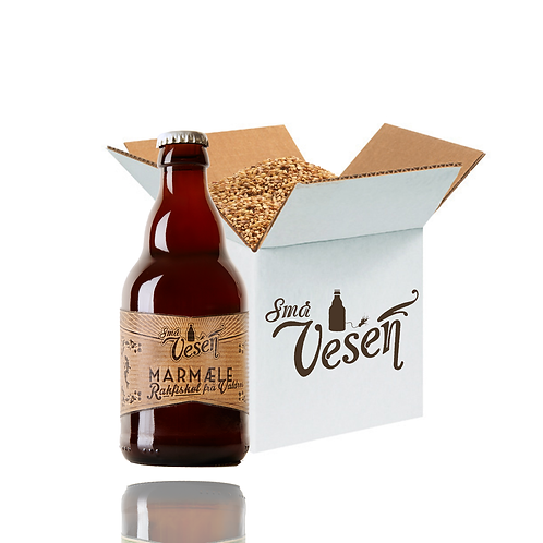 Marmæle Belgisk Ale 4,7% 25l ølsett