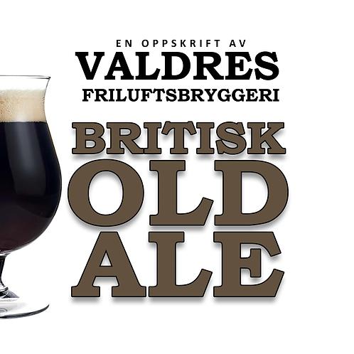 Old Ale 6,8% 25l ølsett