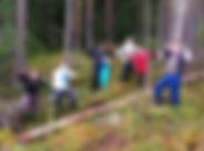 Dugnad Valdres Frisbeeklubb Discgolfpark