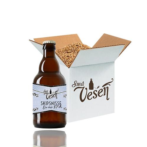 Skipsnisse - Ein slags IPA 4,7% 25l ølsett