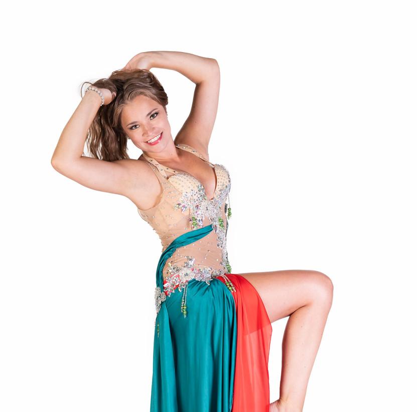 Tracy, Delkash Dance Company