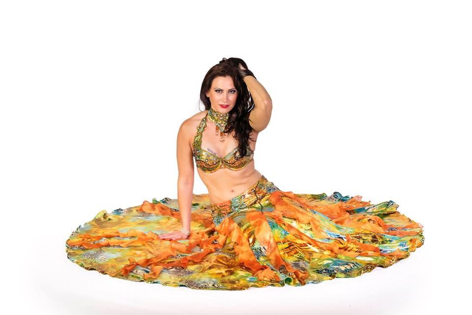 Erica, Delkash Dance Company